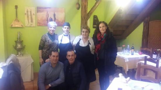 Excelencia en la cocina chef ana fotograf a de la - Ana en la cocina ...