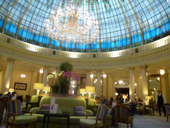 La rotonda picture of the westin palace madrid madrid - Hotel the westin palace madrid ...