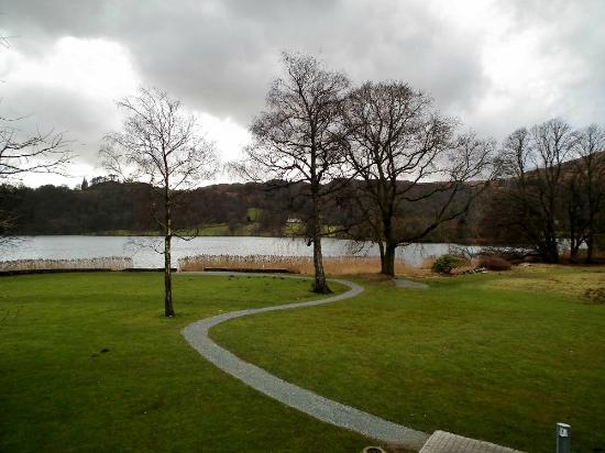 Lake from room 105