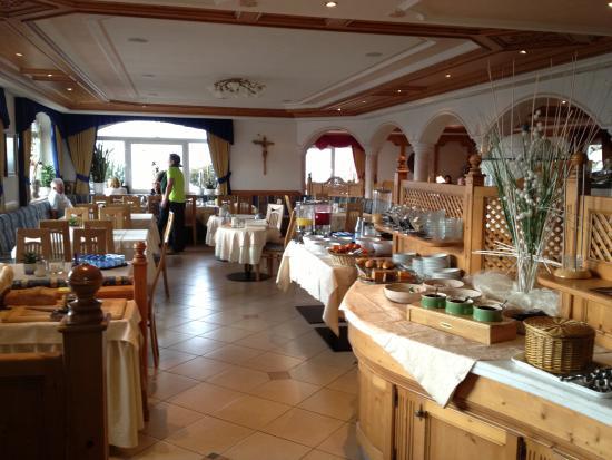 Hotel Amaten: Sala ristorante