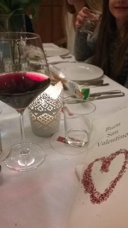 Hotel Schgaguler: cena di san valentino