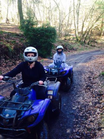 Devon Leisure Quad Safari