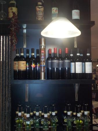 Emiliana : alcuni vini