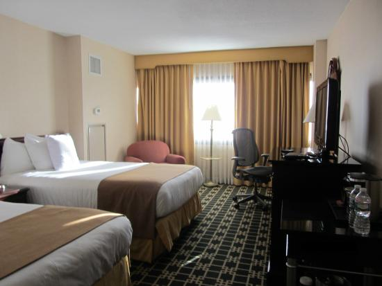 DoubleTree by Hilton Hotel Fort Lee - George Washington Bridge: Номер