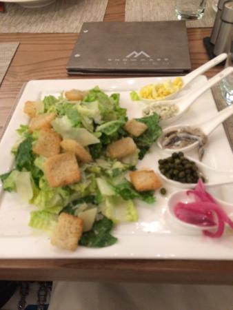 Snowmass Kitchen: Salada