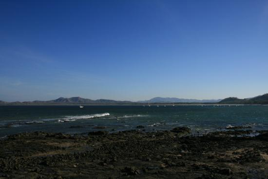 Naxos Complex : Low tide