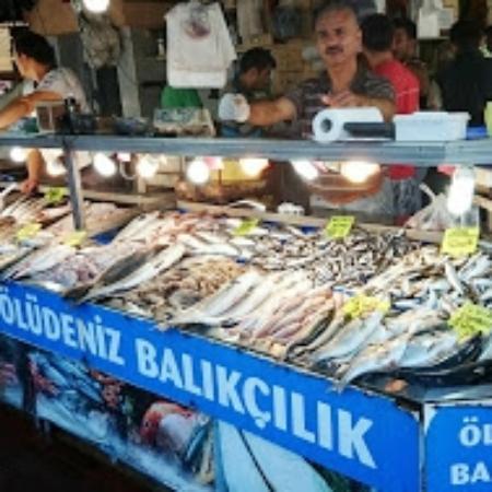 Fethiye fish market 2 picture of fethiye fish market for Closest fish market