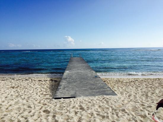 Dock At Spotts Beach