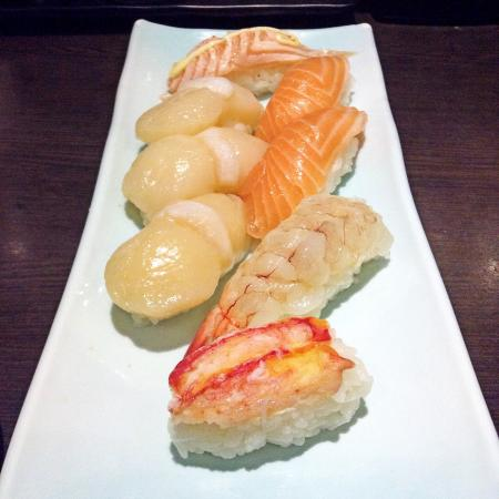 ITAMAE-SUSHI Restaurant: Sushi