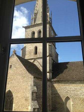Le Chevreuil : View from family room 2