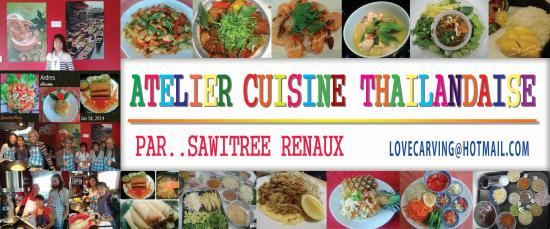 Atelier Cuisine Thailandaise Picture Of Atelier De Cuisine