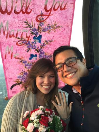 Balloon Adventure Thailand: We are getting married!
