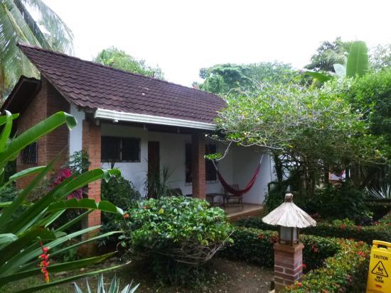 Hotel Escape Caribeno : Exterios cabaña