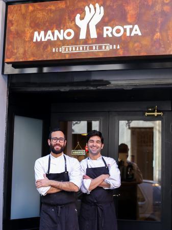 Restaurante Mano Rota