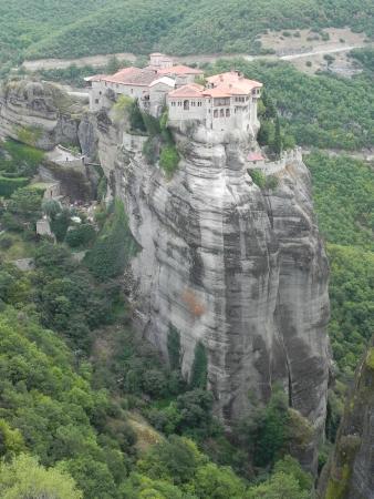 Kastraki, Griechenland: Monastyr