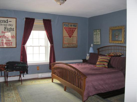 The Inn at the Crossroads: Americana Suite