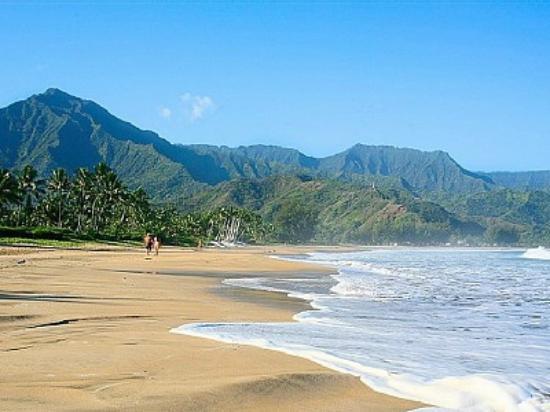 Hanalei Beach Park Picture Of Kauai Adventure Camp Anahola Tripadvisor