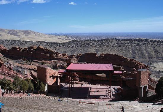Hotels Near Red Rocks Morrison Co