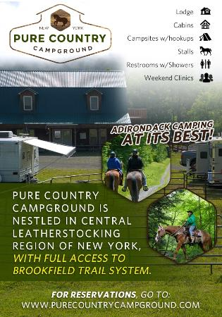 New Berlin, NY: Our flyer