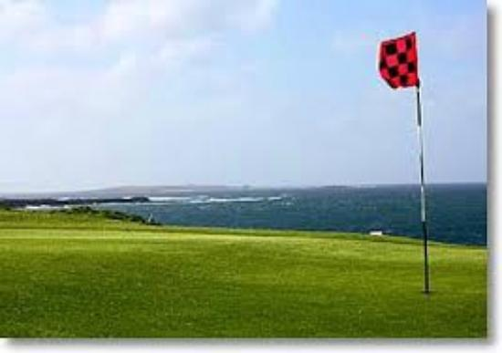 Spanish Point, Ireland: Best 9 Hole Links Golf Course in Ireland