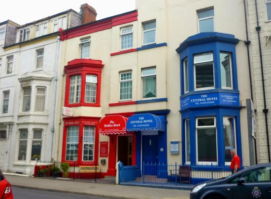 Central Hotel Blackpool Updated 2019 Prices Hostel