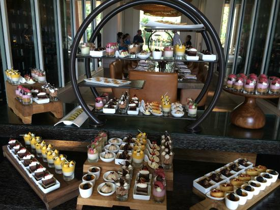 The Ritz Carlton Grand Cayman Buffet From Seven