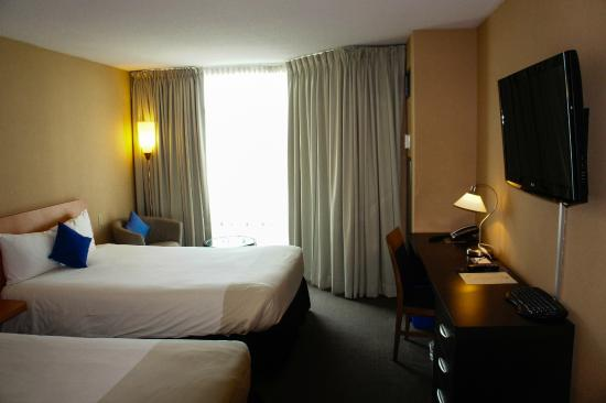 Novotel Toronto North York Chambre