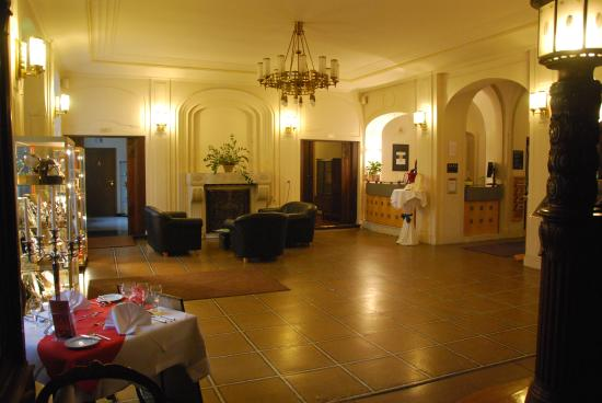 Hotel Schloss Schweinsburg: Grand Setting for a the reception