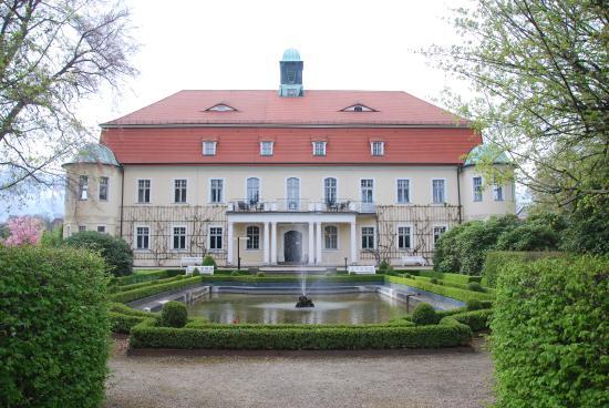 Hotel Schloss Schweinsburg: Beautiful Setting