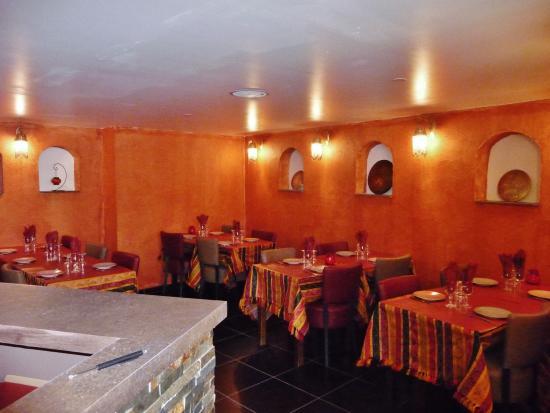 Restaurant Libanais le Mezze: Restaurant Le Mezzé