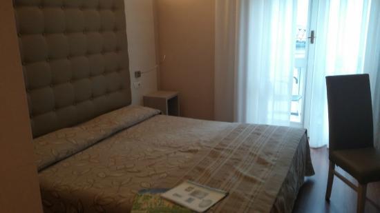 Primavera Hotel: letto