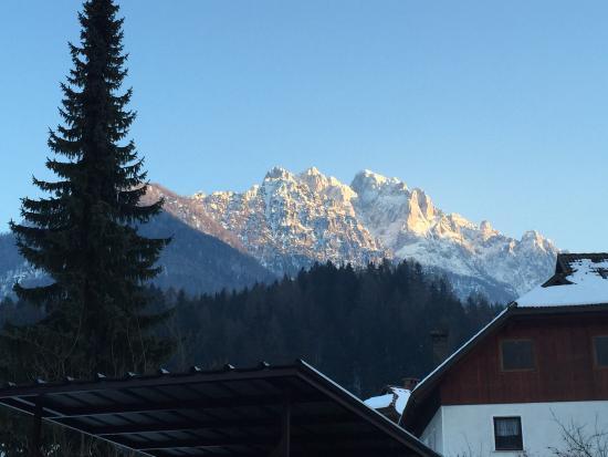 Alpina Hotel: Nice views