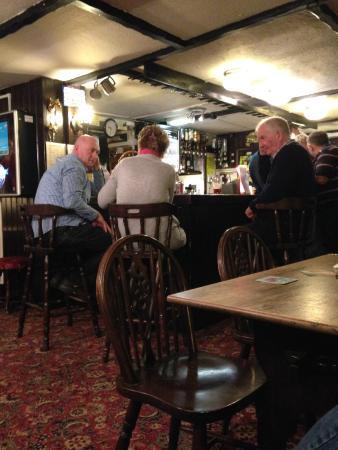 Bay Horse Inn: The cosy lounge