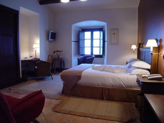 Palacio Arteaga Hotel: muy amplia y confortable
