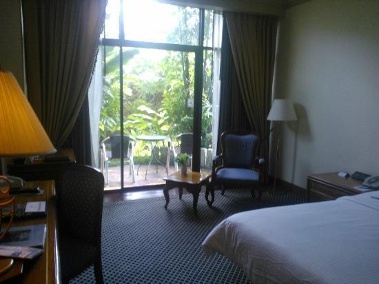 โรงแรมตวันนา: room