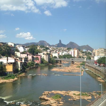 Bacia do Rio Itapemirim : O rio...