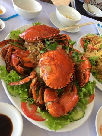Ganh Hao: King Crabs