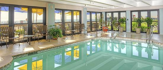 Capes Hotel: Indoor Pool