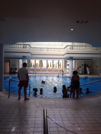 Surréaliste La piscine - Photo de Waldorf Astoria Versailles - Trianon Palace AL-16