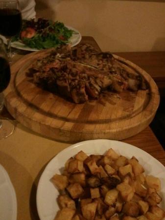 Osteria Enoteca Sotto Le Fonti: Mmm buonissima!