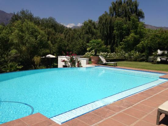 Franschhoek Manor: Pool