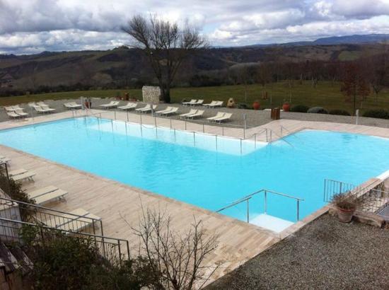 Piscina 3 foto di terme di san giovanni rapolano - San giovanni in persiceto piscina ...