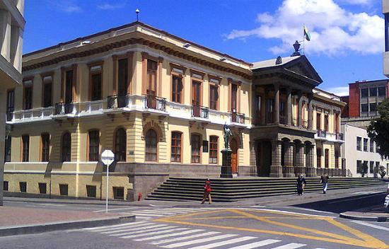 Edificio de la Gobernacion de Nariño