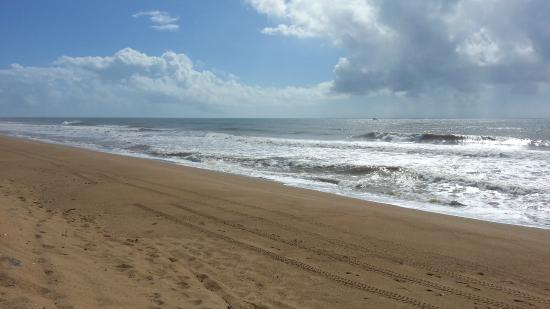 Povoacao Beach