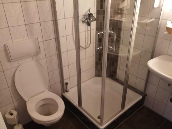 ein sehr kleines Bad - Bild von Hotel Am Kurpark Späth, Bad ...