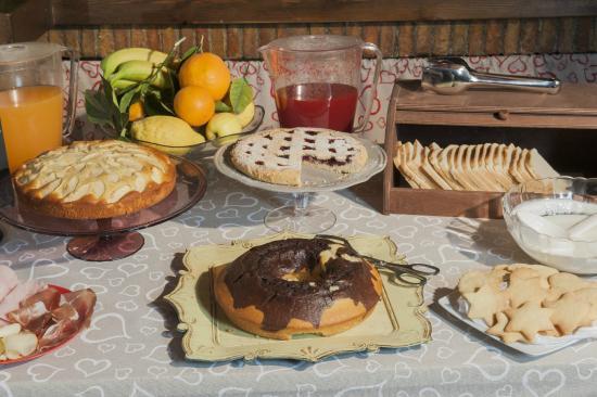 B&B Elena: Breakfast