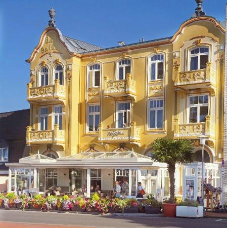Aparthotel am meer cuxhaven germany hotel reviews for Design hotels am meer