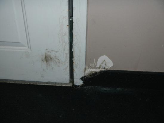 Suburban Extended Stay Hotel of Jacksonville / Baymeadows : Front door