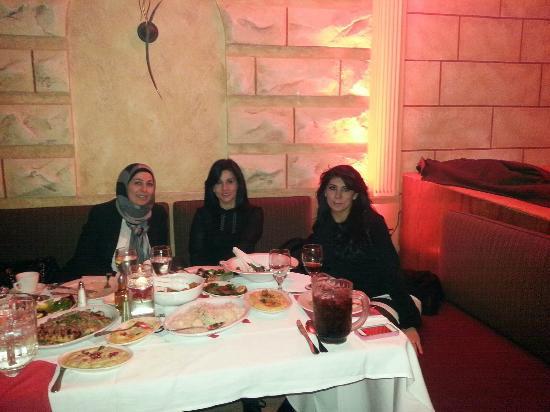 Adonis Restaurant And Banquet Dearborn Menu Prices Reviews Tripadvisor