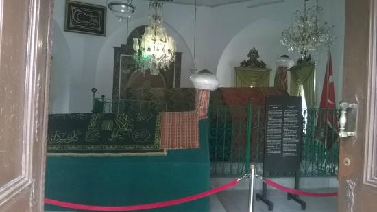 Yildirim Bayezit Mosque (Yildirim Bayezit Camii): sultan yıldırım beyazıd han